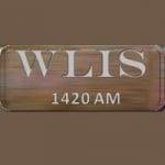Logo da emissora Radio WLIS 1420 AM