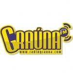Logo da emissora Rede Graúna de Rádios