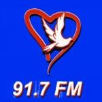 Logo da emissora Radio WAPB 91.7 FM