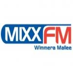Logo da emissora Radio Mixx 103.1 FM