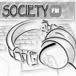 Logo da emissora Rádio Society FM