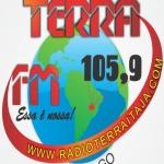 Logo da emissora R�dio Terra 105.9 FM