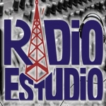 Logo da emissora R�dio Est�dio