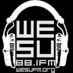 Logo da emissora Radio WESU 88.1 FM