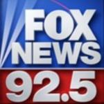 Logo da emissora WFSX 92.5 FM Fox News