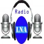 Logo da emissora R�dio LNA
