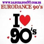 Logo da emissora R�dio Dance Anos 90