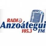 Logo da emissora Radio Anzo�tegui 105.3 FM