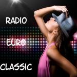 Logo da emissora Rádio Euro Classic