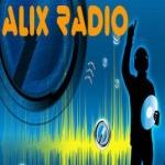 Logo da emissora Alix Radio