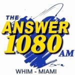 Logo da emissora Radio WHIM 1080 AM