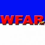 Logo da emissora WFAR 98.1 FM Familia