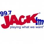 Logo da emissora Radio WJKD 99.7 FM