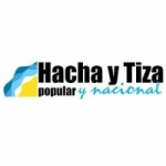 Logo da emissora Radio Hacha y Tiza