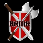 Logo da emissora All Rock N Metal Radio