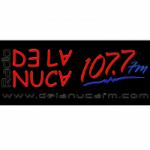 Logo da emissora Radio de La Nuca 107.7 FM