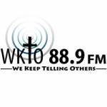 Logo da emissora Radio WKTO 88.9 FM