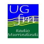 Logo da emissora Radio UGFM 106.9 FM
