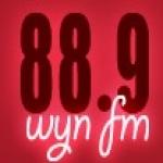 Logo da emissora WYN 88.9 FM