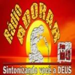Logo da emissora Rádio Adorar