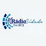 Logo da emissora Rádio Cidade 97.5 FM