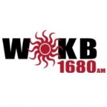 Logo da emissora Radio WOKB 1680 AM
