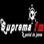 Logo da emissora Rádio Suprema FM