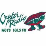 Logo da emissora Radio WOYS 100.5 FM