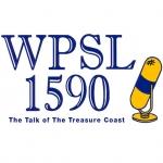 Logo da emissora WPSL 1590 AM