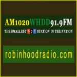 Logo da emissora Radio WHDD 91.9 FM 1020 AM