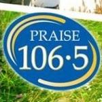 Logo da emissora KWPZ 106.5 FM