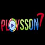 Logo da emissora Rádio Playsson7