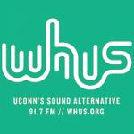 Logo da emissora Radio WHUS 91.7 FM