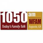 Logo da emissora Radio WFAM 1050 AM