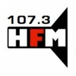Logo da emissora Radio Heritage 107.3 FM