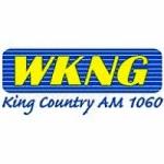 Logo da emissora Radio WKNG 1060 AM
