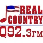 Logo da emissora Radio WMOQ 92.3 FM