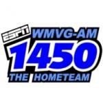 Logo da emissora Radio WMVG 1450 AM