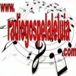 Logo da emissora Rádio Gospel Aleluia