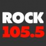 Logo da emissora WROK 105.5 FM