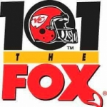 Logo da emissora Radio KCFX 101 The Fox 101.1 FM