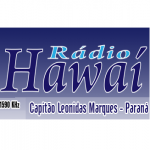 Logo da emissora Radio Hawai 1590 AM