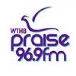 Logo da emissora Radio WTHB 96.9 FM