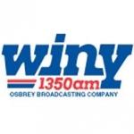 Logo da emissora WINY 1350 AM Winy