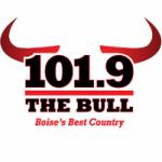 Logo da emissora Radio KQBL 101.9 FM