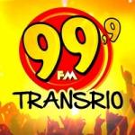 Logo da emissora R�dio TransRio 99.9 FM
