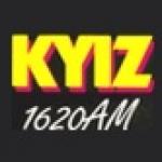 Logo da emissora KYIZ 1620 AM