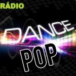 Logo da emissora Rádio Dance Pop