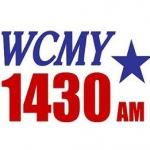 Logo da emissora Radio WCMY 1430 AM