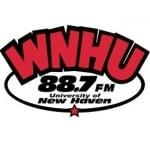 Logo da emissora WNHU 88.7 FM